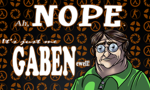 GabeN by cheddarpaladin
