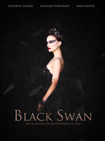 Affiche Black Swan by Linds37