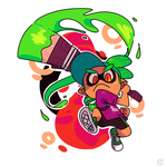 Octobrush by Ionic-Isaac
