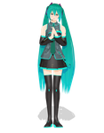 .: DL Series :. An Hatsune Miku model [DOWN] by Duekko