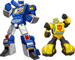 Classic transformers by Real-Warner