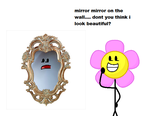 mirror mirror on the wall by yoylecake