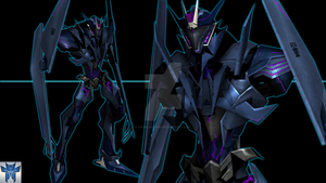 Soundwave Prime DL Link to .obj by kaxblastard