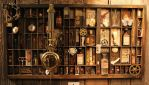 Victorian Steampunk Curios by asunder