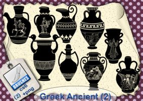 Ancient Greek ceramics 2 by roula33