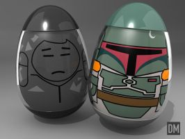 Weeble - Fett-Ex Delivery by DanielMead