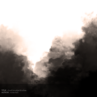 Cloud Smudge Brushes by Noise-Less