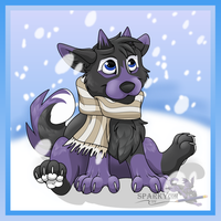 It's Snowing x3 by sparkycom