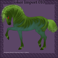 Joker Import 010 by BaliroAdmin