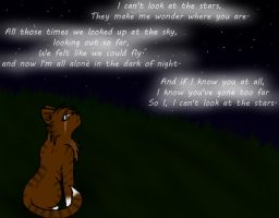 ~. Leafpool .~ Stars by CrystleWhiteWolf