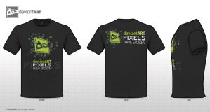 T-Shirt Design 3 by imonedesign