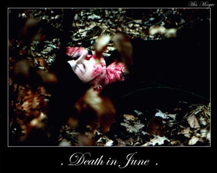 Death in June by missmorgue