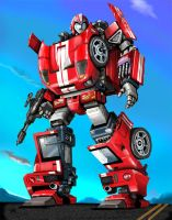 HOTROD: Movie Concept by Prowler974