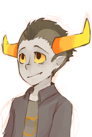 Tavros by Fuocofuu