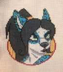 [PA] Cross Stitch Portrait by CerestesHQ