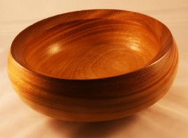 iroko bowl by U140