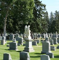 Mount Olivet Cemetery 103 by Falln-Stock