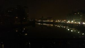 night in Kaliningrad by SunriseRain