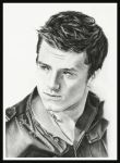Josh Hutcherson by thewholehorizon