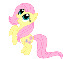 Fluttershy by Dragonsong3