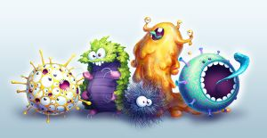Nasic Monsters by Fany001