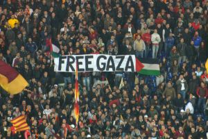 FREE GAZA by Quadraro