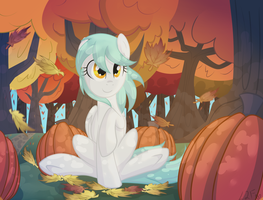 Pumpkin Spice by Left2Fail