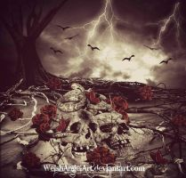 *land of the wild roses* by BellaDreamArt