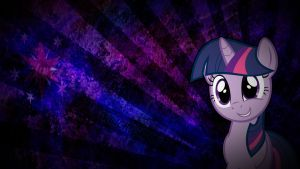 Twilight Sparkle Wallpaper by Kigaroth