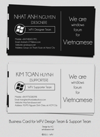 Business card 1 by anhgreen123