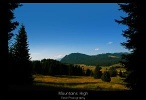 Mountains High by TEOxan
