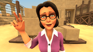Miss Pauling by AxelLover874