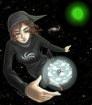Maid of Space by 4thStar