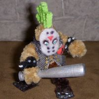 Gangbanger Mini with Steel Bat by the-gil-monster