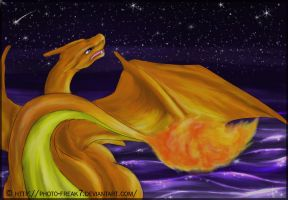 Charizard. by Photo-Freak7