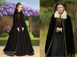 Princess Mary's Funeral Dress Ver. 2 by LadyAquanine73551