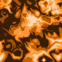 Camo (10) scrapbook paper in light browns by clipartcotttage