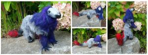 Icabod OOAK by ZombieHun