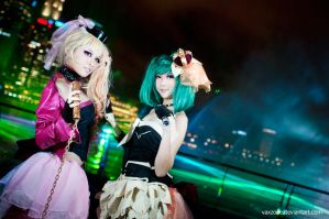 Macross F - Fly with Us by vaxzone