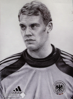 Weltmeister 2014 - Manuel Neuer by Caremey