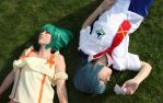 Macross Frontier: together by KandaDream