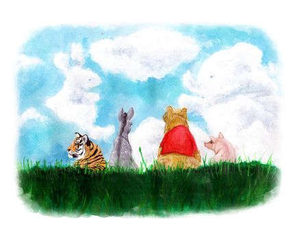 100 Acre Wood by MayhemHere