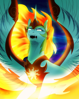 daybreaker by pumpkabooo