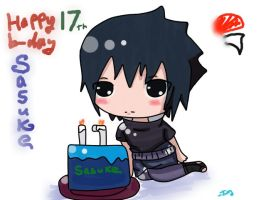 Happy b-day Sasuke by Ivy-Desu