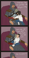 A handy story by LilayM