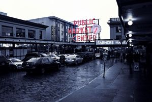 Pike Place by FrancesColt