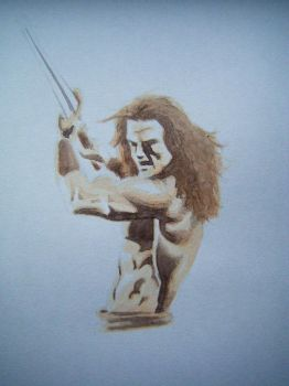 Conan the Barbarian by Higgie-Baby