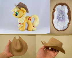 Applejack's Hat by thurinus