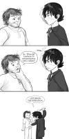 Jack Black meets Black Jack by Jaylina