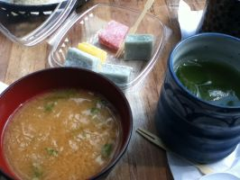 The best lunch I've had by Ri-Chan-and-Oka-Chan